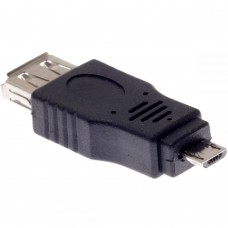 Adapter USB AF to Micro USB 5P M