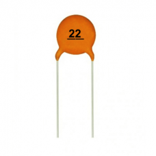 22pF 50V Ceramic Capacitor